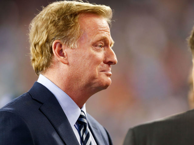 Goodell signs reported 5-year extension worth roughly $200M