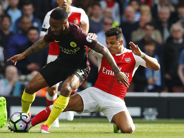 Guardiola rejected Arsenal's proposal to include Sterling in swap for Sanchez