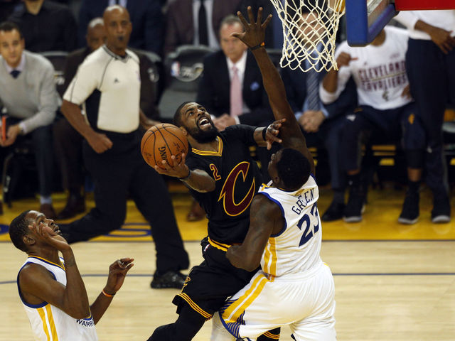 Draymond: Irving must deliver after leaving LeBron