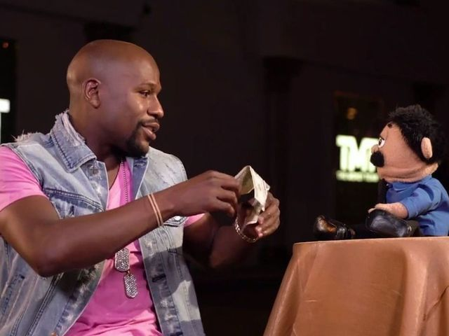 Watch: Mayweather reveals how much money is in his bank account