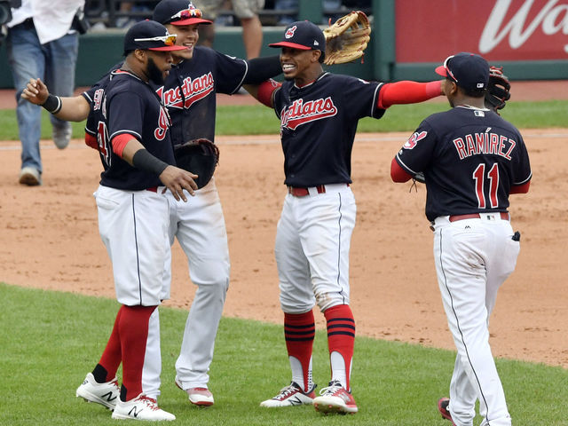 Comparing Indians' 21 straight wins to the top streaks in other sports