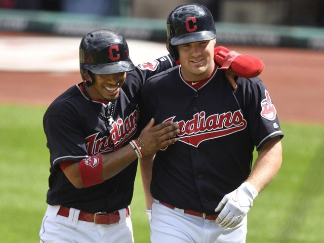 By the numbers: Indians' utter domination during win streak