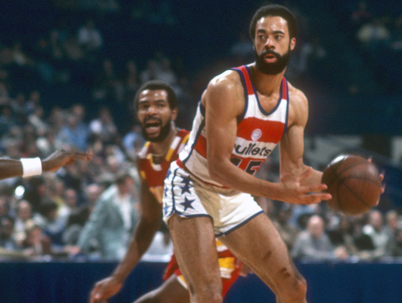 Wizards will retire Bullets icon Phil Chenier s No 45