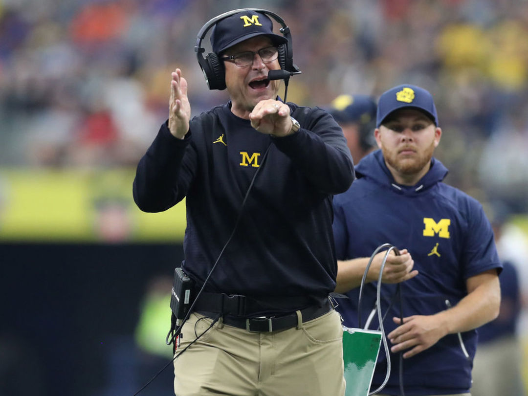 Michigan cancels future home-and-home series with Virginia Tech
