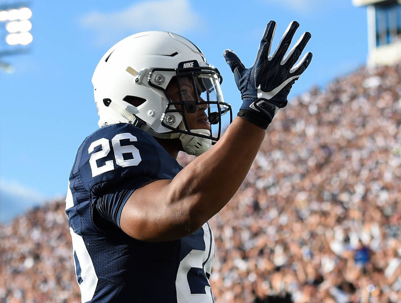 Saquon Barkley could be NFL's next highlight-reel superstar