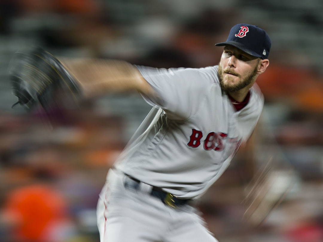 Red Sox ace Sale available out of bullpen for Game 4