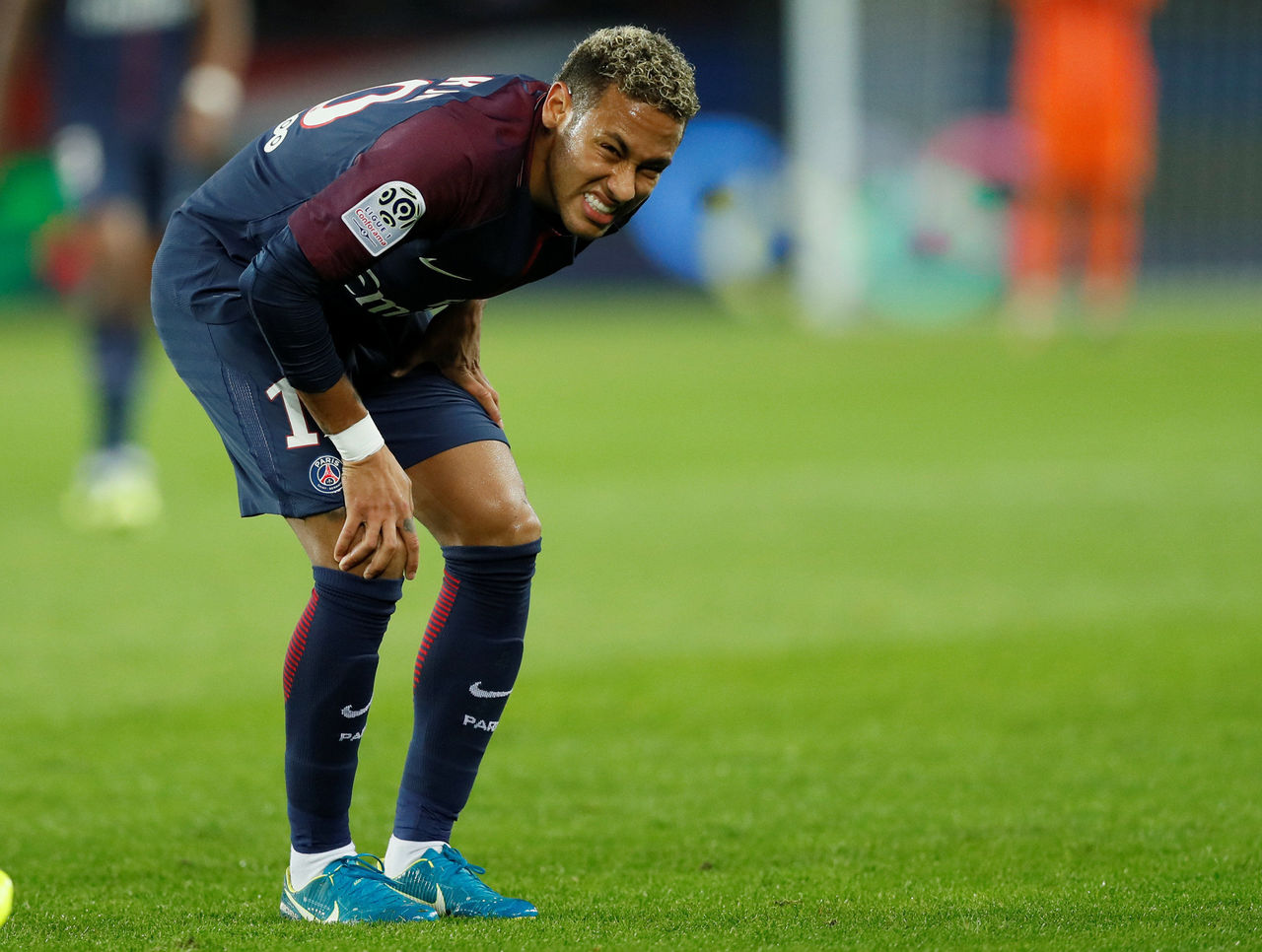 PSG s Neymar Di Maria Marquinhos out for Angers clash