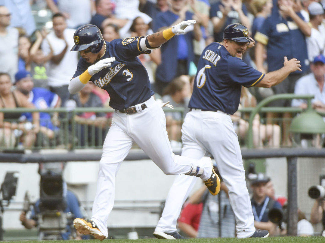 Playoff Percentages: Brewers gain ground in WC chase, Twins inch closer