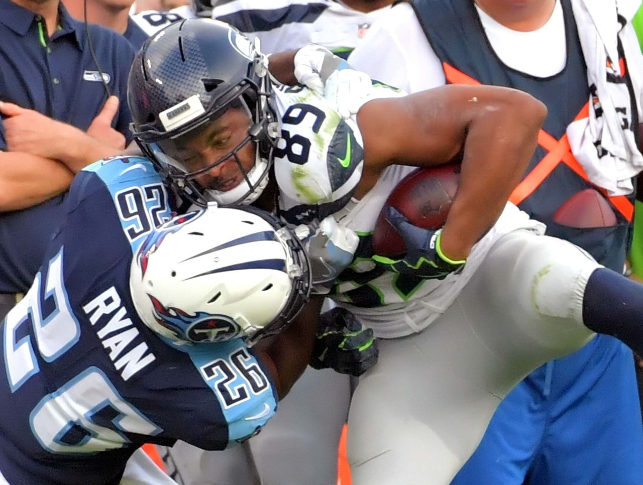 Report: Seahawks' Baldwin to have MRI on groin; injury not thought serious