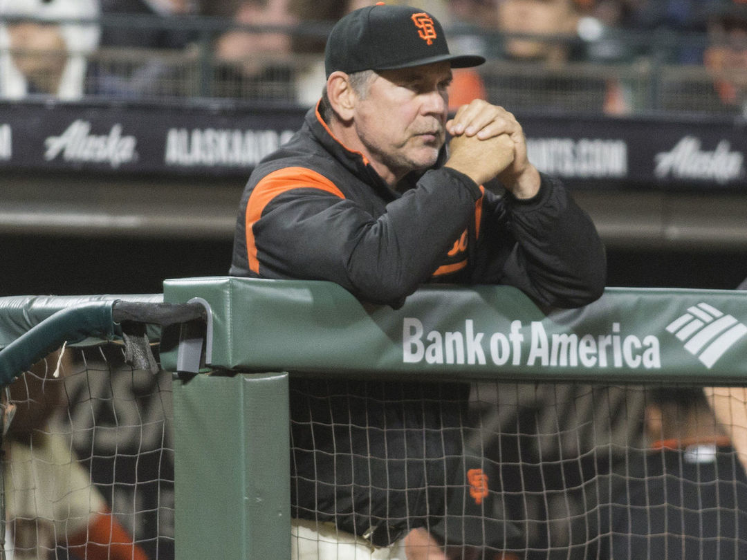 Bochy becomes 1st manager ever to win 900 games with 2 teams