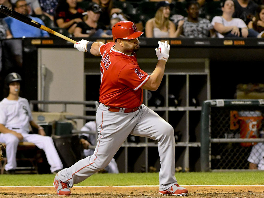 Pujols ties A-Rod for most 100-RBI seasons in MLB history