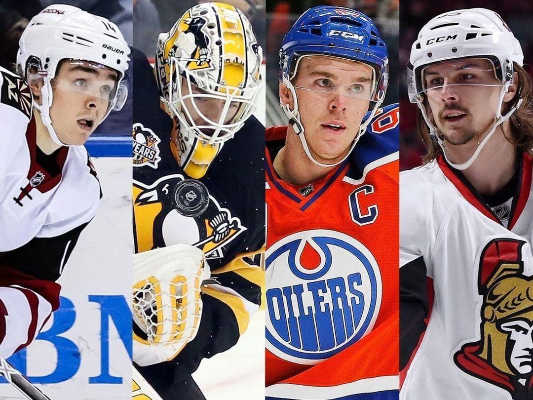 Predicting the 2018 NHL Awards