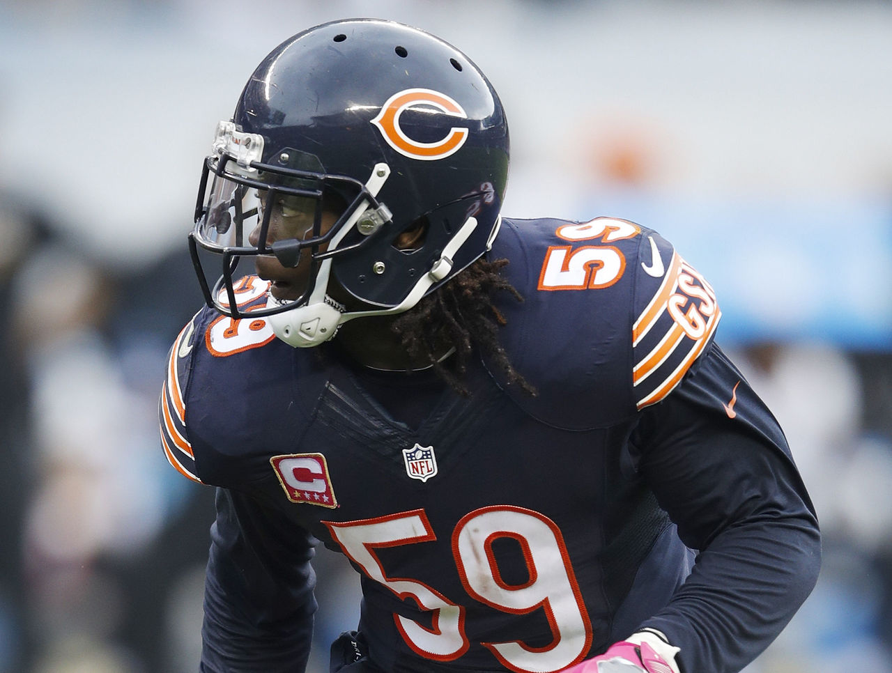 Bears' Trevathan suspended 2 games for hit on Packers' Adams