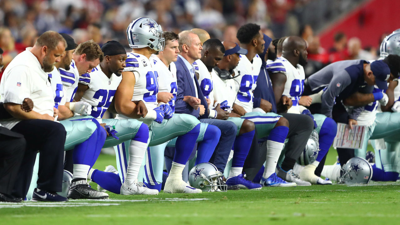 Dez Bryant: 'We're going to stand' for anthem Sunday