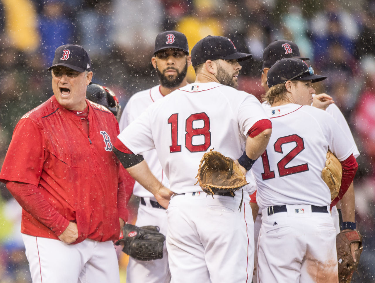 Debate: Did the Red Sox make the right move letting Farrell go?