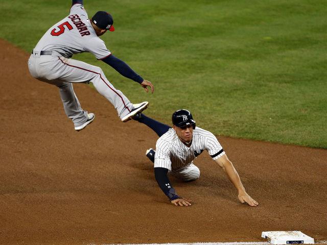 Deja vu: Yankees bounce Twins from postseason once again