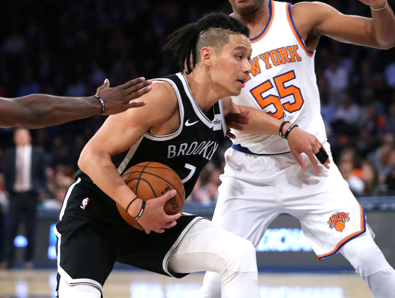Lin responds to Kenyon Martin s criticism of his dreadlocks