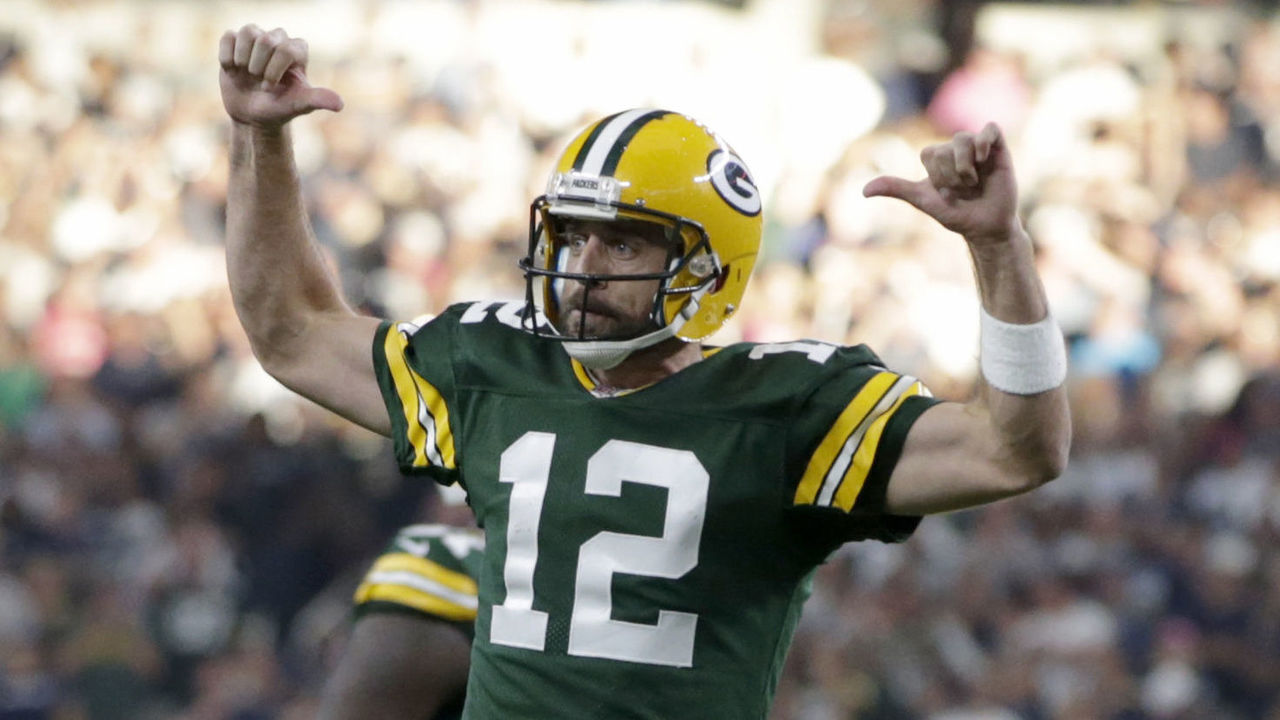Rodgers medically cleared to return, will play vs. Panthers