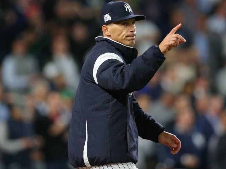 Girardi steps down as USA Baseball manager to pursue MLB jobs