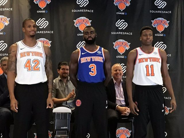 be962846b ... new arrivals knicks squarespace announce jersey sponsorship deal  thescore ae7c1 bc19c