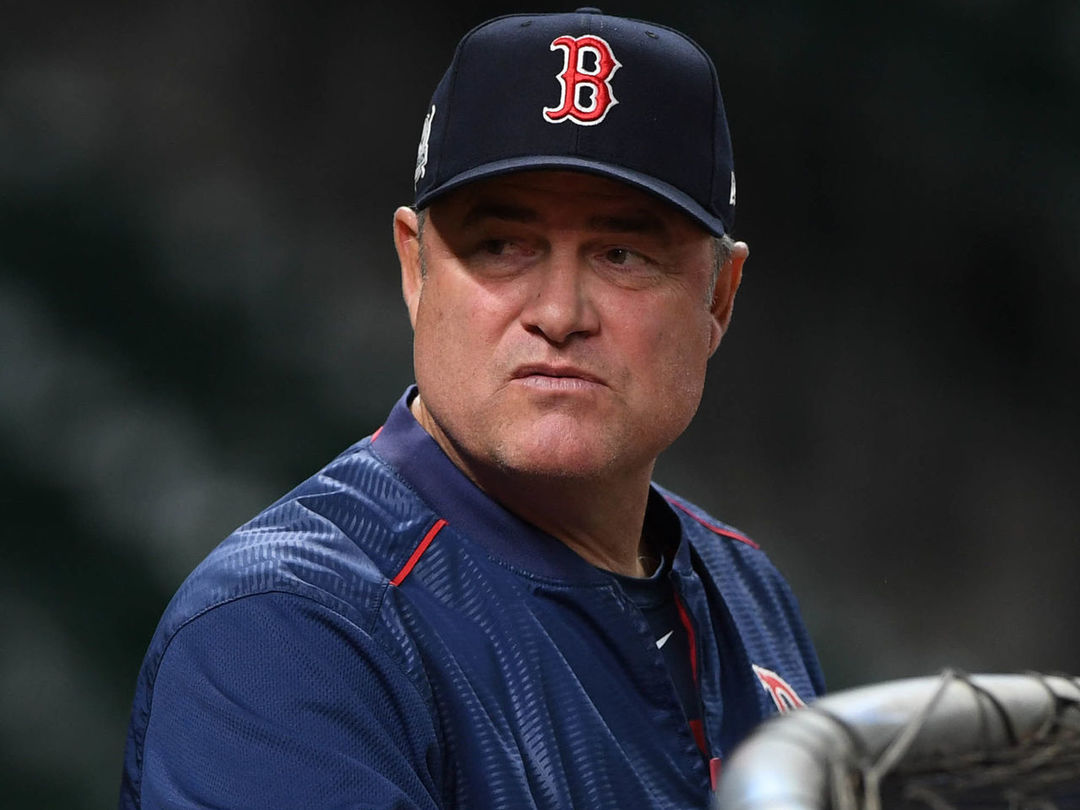 Farrell out as Red Sox manager