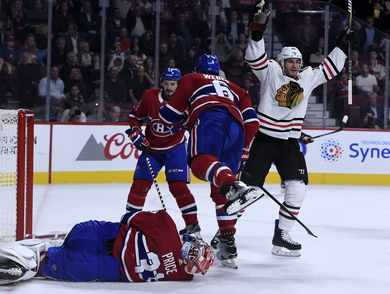 Cropped 2017 10 11t004656z 1171591366 nocid rtrmadp 3 nhl chicago blackhawks at montreal canadiens