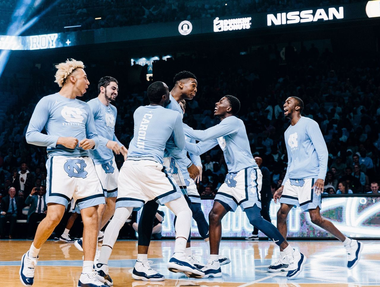 85c42b565ac Jordan Brand honors UNC with 'Win Like '82' collection | theScore.com