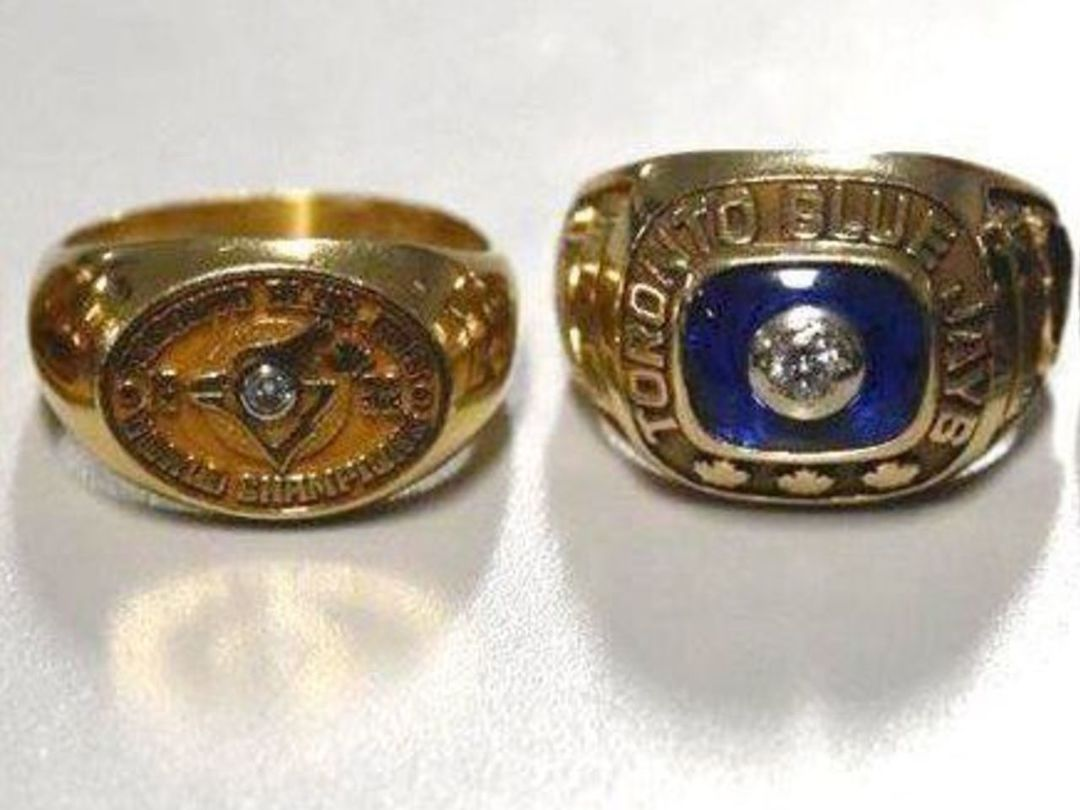 Stolen Blue Jays World Series rings recovered after 23 years