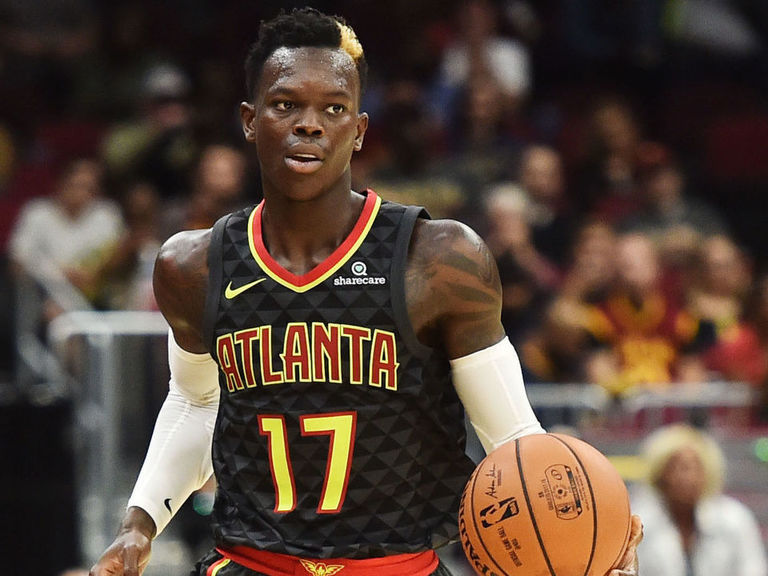 Report: Hawks and Thunder talking about trading Schroder for Melo