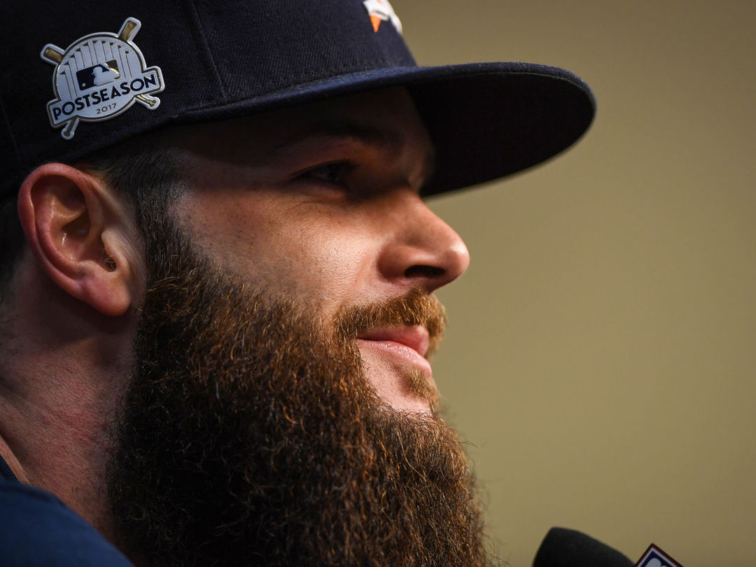 5 best beards of the MLB postseason