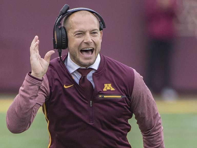 Former Minnesota HC Kill rips P.J. Fleck: 'He's about himself'