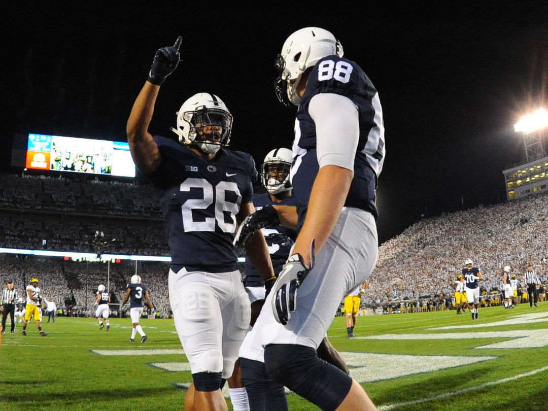 Penn State's revenge on Michigan means the time for national dominance is now