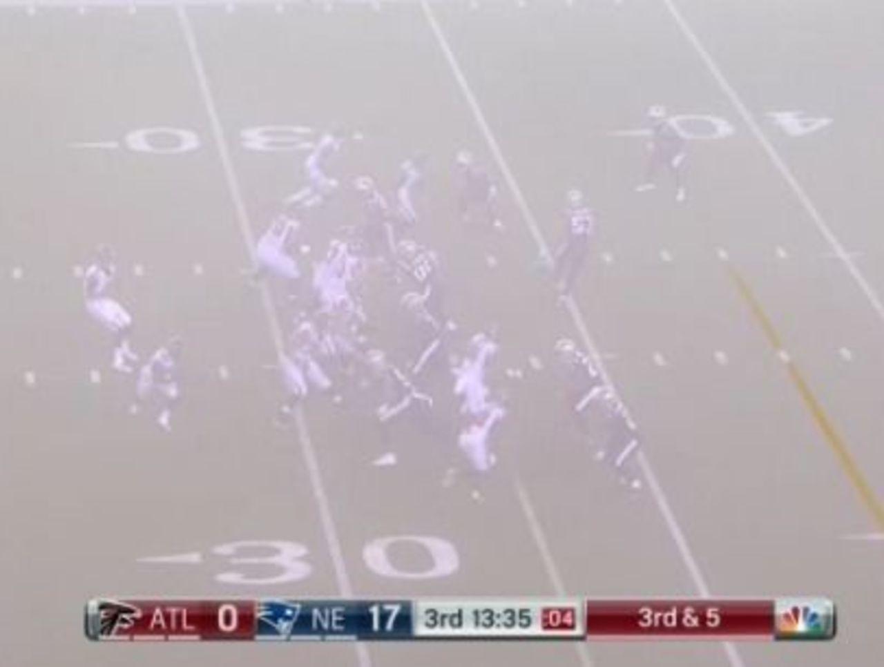 Cropped fog