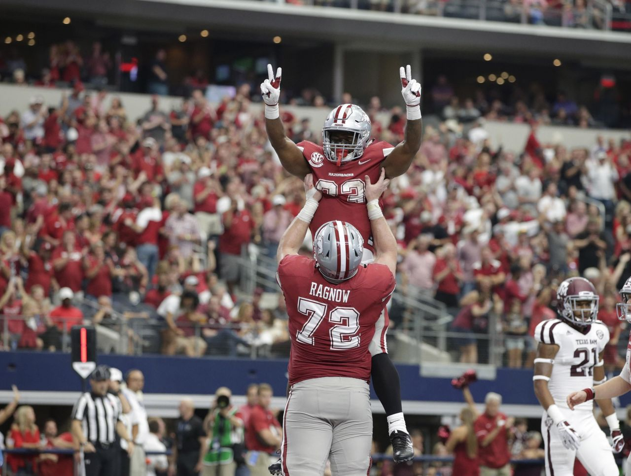 Cropped 2017 09 23t202132z 443437538 nocid rtrmadp 3 ncaa football arkansas at texas a m