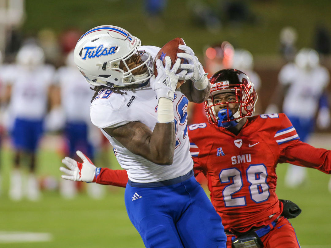 Watch: Tulsa's Hobbs has 72-yard TD erased for bad excessive celebration penalty