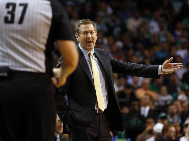 Steve Mills: Hornacek's job not at risk, but Knicks must show progress