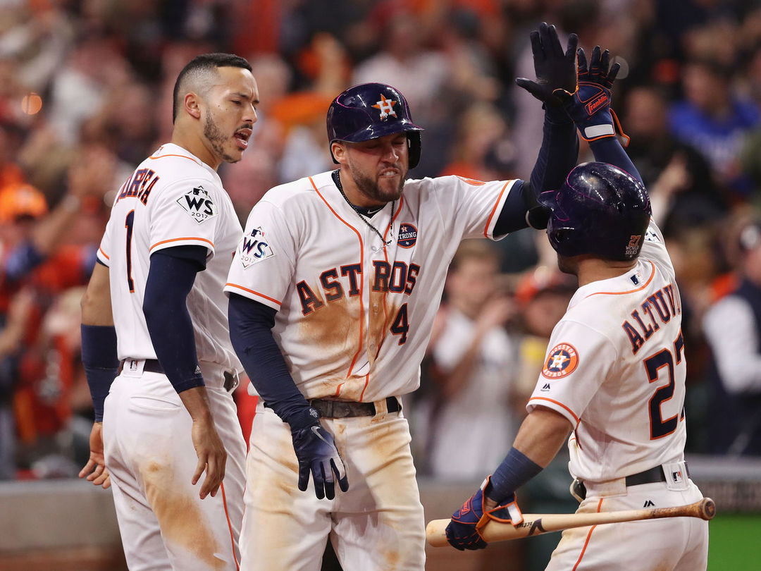 MLB offseason Power Rankings: Astros reign supreme