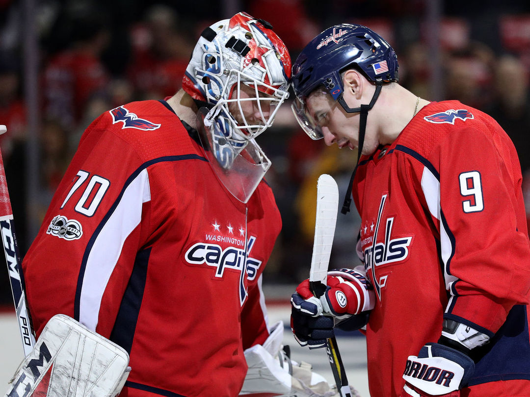 Capitals' Holtby becomes 2nd fastest goalie to reach 200 NHL wins