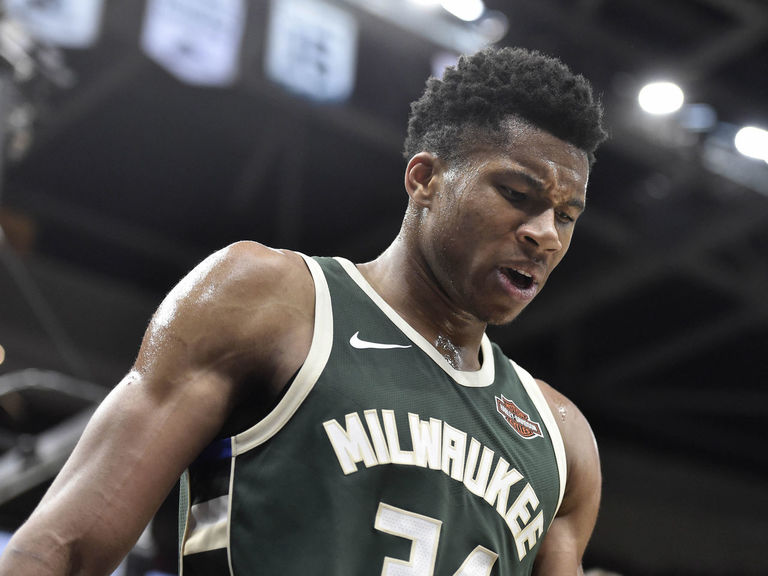 Pop on Giannis: 'He plays now to destroy you'