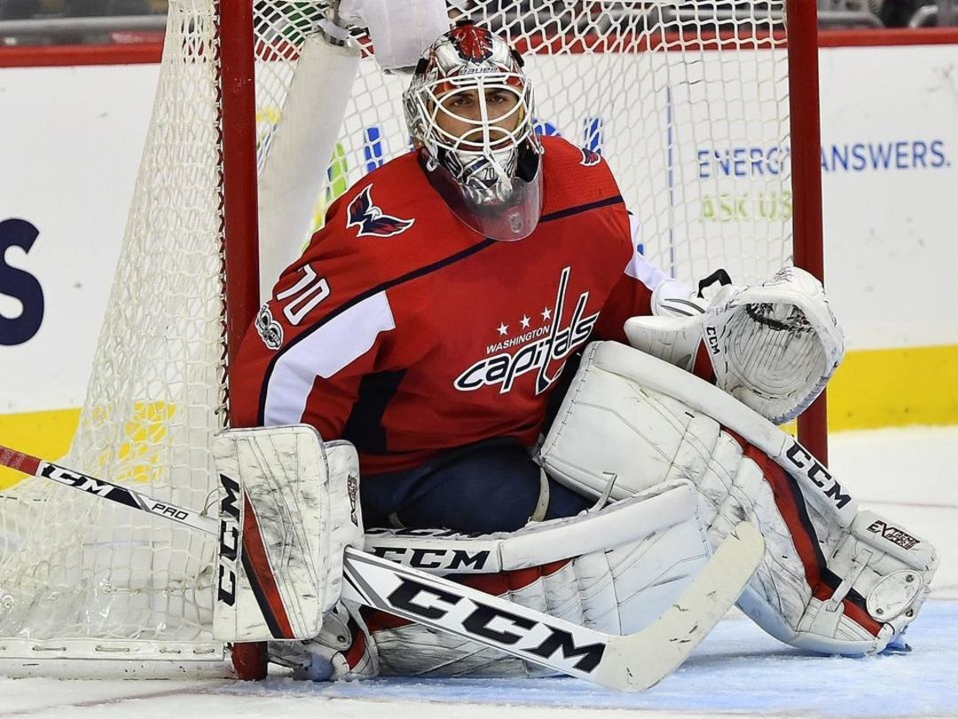 Holtby still playing at elite level despite Capitals' defensive deficiencies