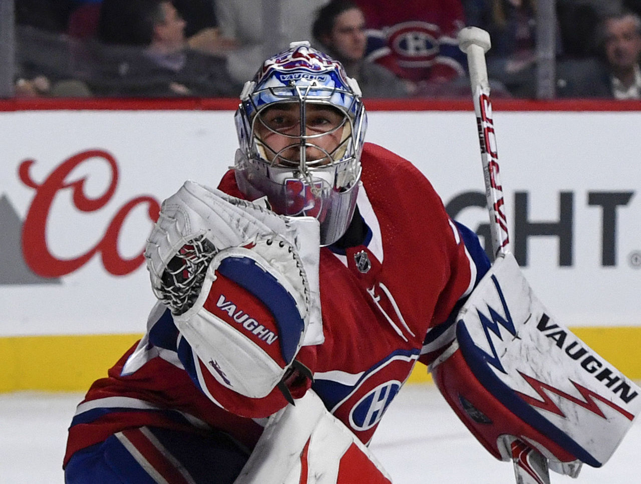 Lindgren Allowing Canadiens To Delay Pressing The Panic Button