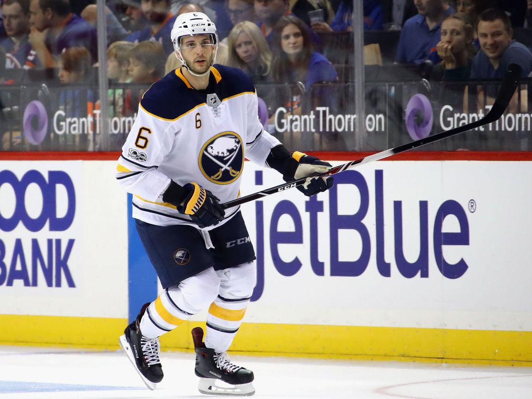 Sabres' Scandella fined $5K for slashing Penguins' Hornqvist
