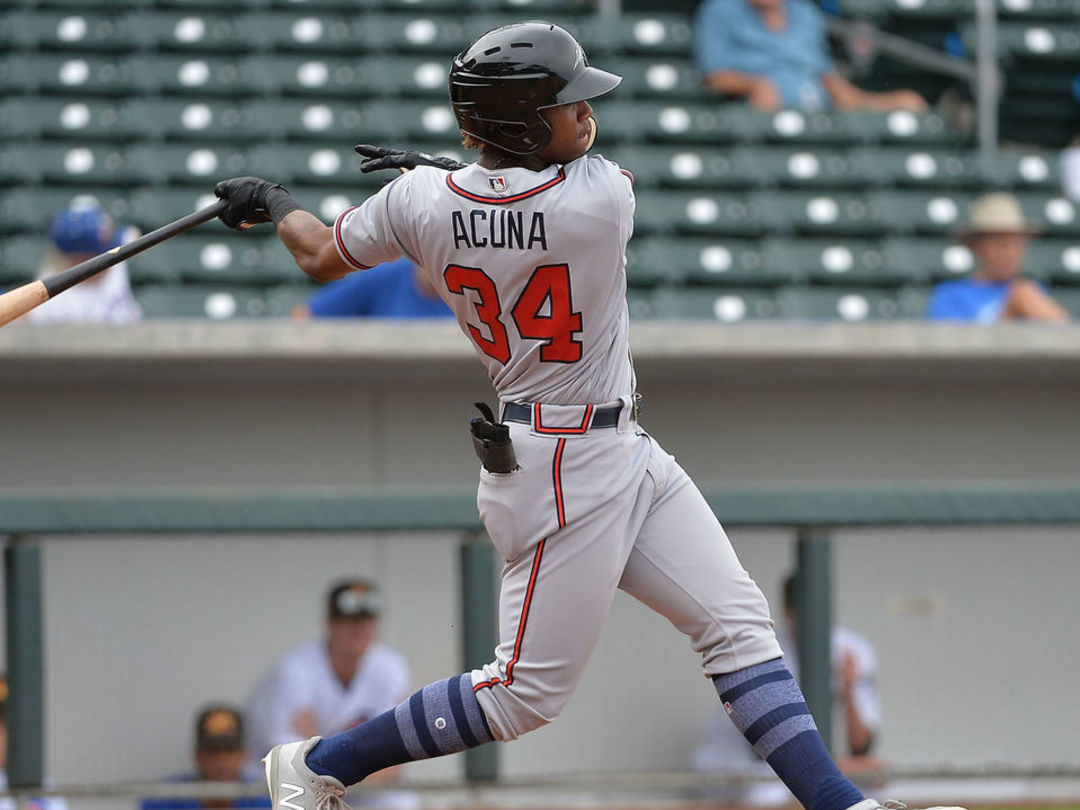 Braves' Acuna becomes youngest AFL MVP winner