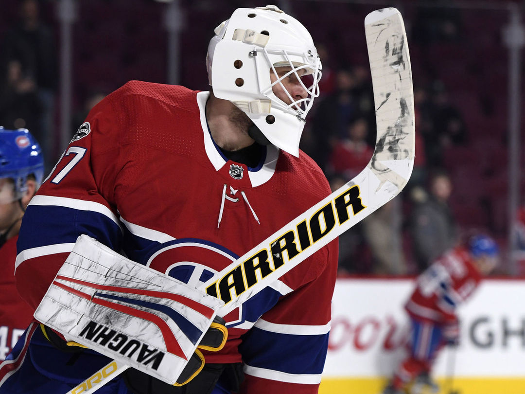 Niemi becomes 5th goalie in NHL history to play for 3 teams in a season