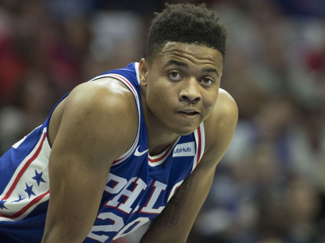 No. 1 pick Fultz no longer sore, but will miss another 3 weeks
