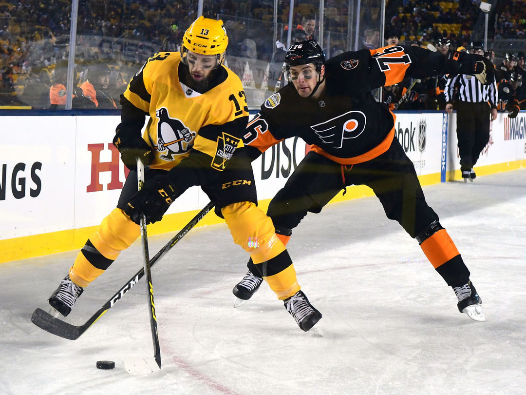 Flyers to host Penguins in 2019 Stadium Series