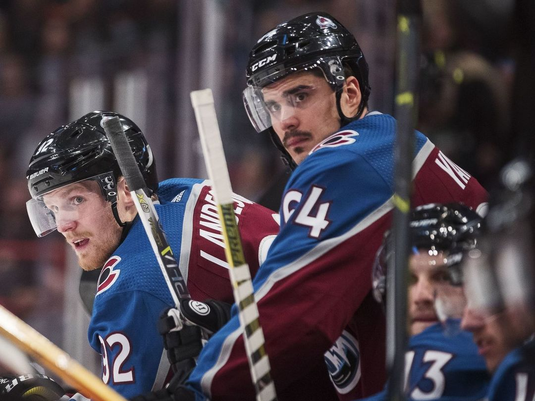 Avs' Yakupov On Pace To Smash Career High In Goals