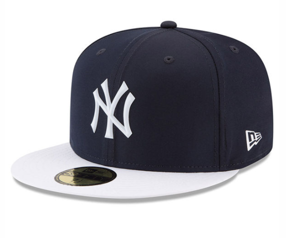 huge discount 4010a c8bdf New York Yankees. Frankly, this cap would ve received a better ranking if  there was a powdered wig attached to it.