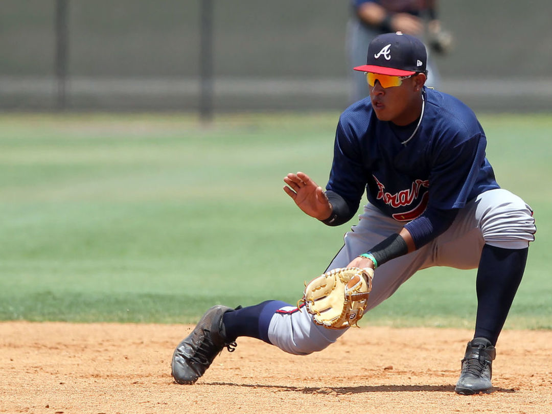 Report: Only 3 former Braves prospects showed up for MLB showcase