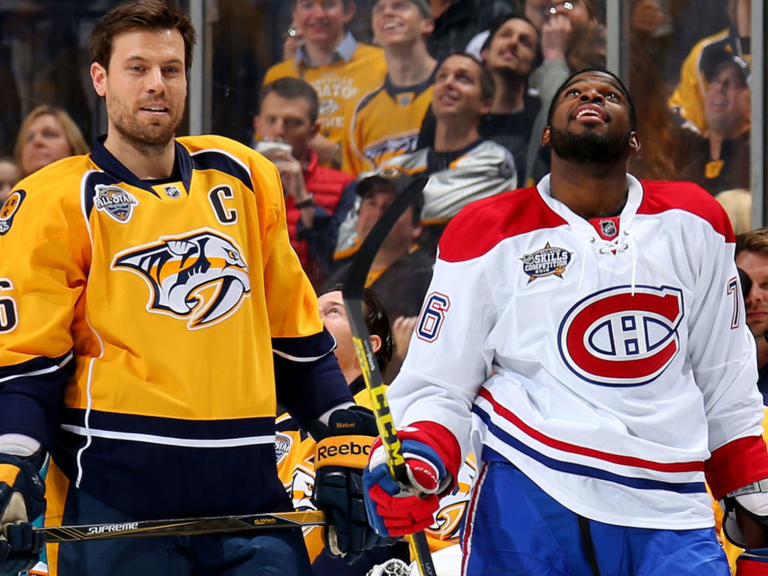 Subban-for-Weber trade still looms large amid Canadiens' downward spiral